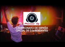 Campeonato de España Oficial de DJs Residentes