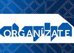 Organízate