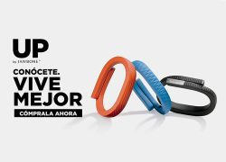 Vive mejor con Jawbone